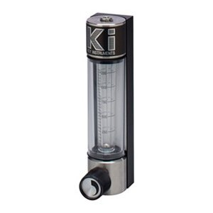 Key Instruments - GD10840ALSVV - Flowmeter, Air, 2 to 50 LPM, Glass by Brooks Instrument