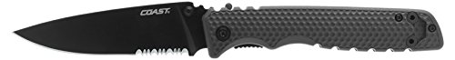Coast TX399 Tactical Folding - Knives Coast Tactical