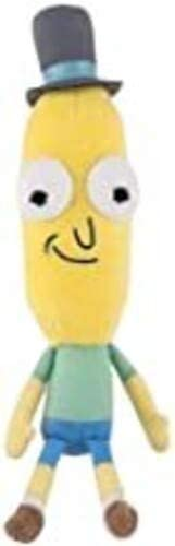 Funko Rick and Morty MR poopy Butthole Galactic PLUSH