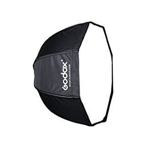 "Godox 32""/ 80cm Umbrella Octagon Softbox Reflector with Carrying Bag for Studio Photo Flash Speedlight"