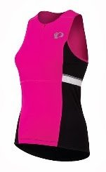 Pearl Izumi Women's Select Tri Relaxed Sleeveless Jersey (Sleeveless Jersey Select)