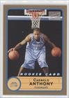 Carmelo Anthony (Basketball Card) 2003-04 Bazooka Gold #240