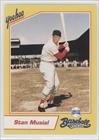 Stan Musial (Baseball Card) 1993 Yoo-Hoo Limited Edition Baseball Legends #STMU