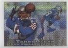 Terry Glenn #/500 (Football Card) 1998 Flair Showcase - [Base] - Row - Flair 1998 Showcase