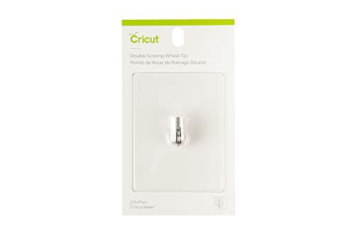 Cricut 2005104 Double Scoring Wheel TIP Maker Tool, Assorted