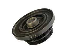 (BMW e39 e46 (02-06) Crankshaft Pulley Vibration Damper harmonic balancer)