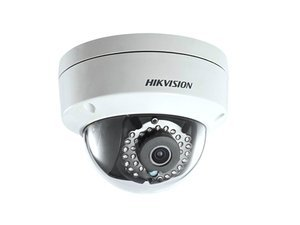Hikvision IP camera DS-2CD2135F-IS 2.8mm 3MP HD 1080P Network Mini Dome Camera Infrared camera POE IP66