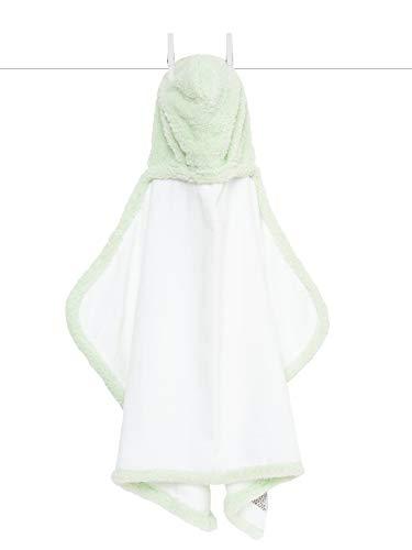Little Giraffe Chenille Towel, Celadon, 23