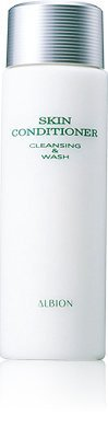 Albion Skin Conditioner Facial Cleansing and Wash, 6.76 Fluid Ounce