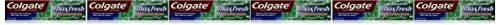 Colgate Max Fresh Toothpaste with Mini Breath Strips, Clean