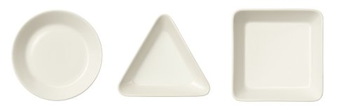 (Iittala 3-Piece Teema Mini Serving Set, White )