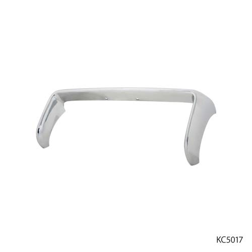 Sold as Each 1949 Chevrolet KNS Accessories KC5017 Vintage License Plate Guard Show Quality Chrome Steel