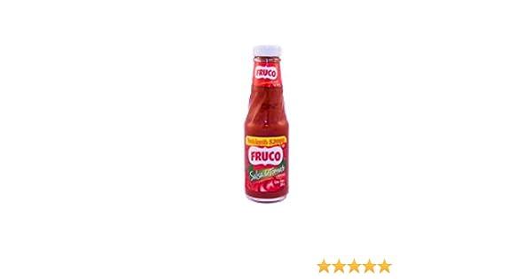 Amazon.com : Fruco Salsa de Tomate Ketchup 400g 3 Pack : Grocery & Gourmet Food