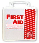 Medique 807P50P 50-Person Plastic First Aid Kit by Medique Products