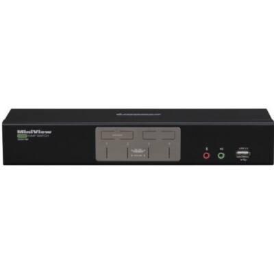 IOGear GCS1794 4 Port HDMI Multimedia KVM (GCS1794)