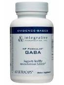 Integrative Therapeutics Gaba, 60-Count