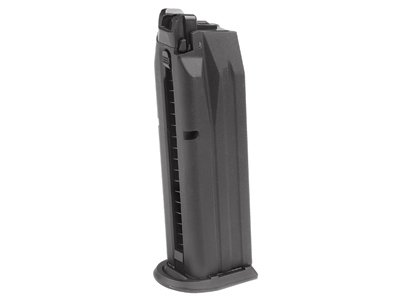 Elite Force Walther PPQ GBB 22rd Magazine,Black by Walther