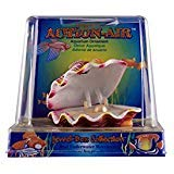 Penn Plax Aerating Action Ornament, Tropical Clam - Opens and Closes