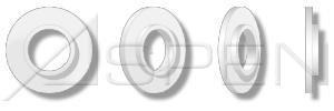 (5000 pcs) #10, Shoulder Washers, Type 6/6 Nylon