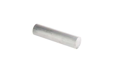 Remington Industries 2.0RD6061T6511-6 2'' Diameter, 6061 Aluminum Round Rod, 6'' Length, T6511, Extruded, 2.0'' Diameter by Remington Industries