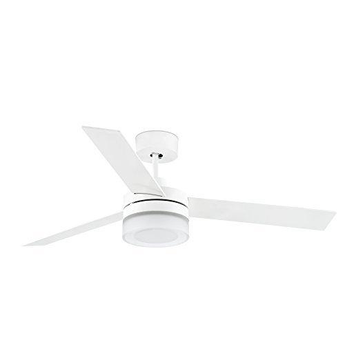 Faro 33459 ICE LED Ventilatore da soffitto bianco