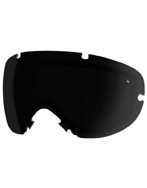 - Smith I/OS Spherical Goggle Replacement Lens Blackout 2, One Size