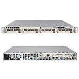 Supermicro A+ Server AS-1020S-8 1U, Dual Amd Opteron 200 Series, 32GB Ddr 200/32GB Ddr 333/16GB Ddr 400, 1 X 133