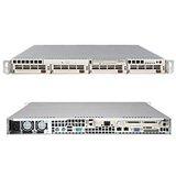 Supermicro A+ Server AS-1020S-8 1U, Dual Amd Opteron 200 Series, 32GB Ddr 200/32GB Ddr 333/16GB Ddr 400, 1 X 133