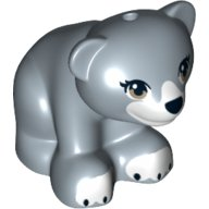 lego animals bear - 8