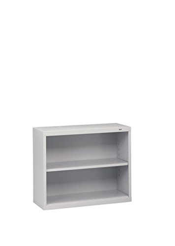 Tennsco Corporation B-30LGY Welded Bookcase, 34-1/2