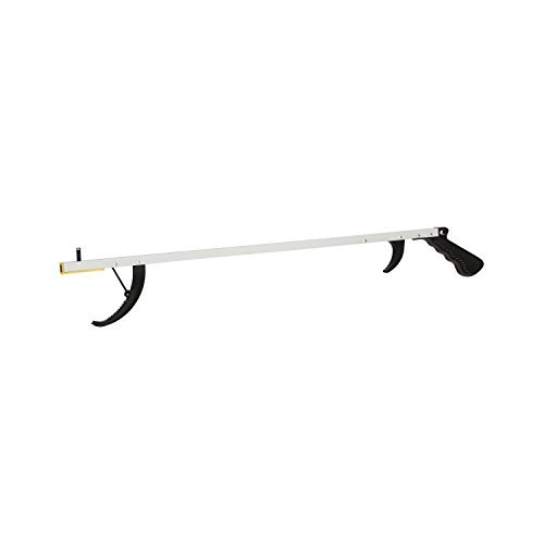 Duro-Med 32 Aluminum Reacher Grabber with Magnetic Tip (Pack of 3) by Duro-Med