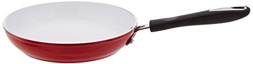 Cuisinart 5922-24R Elements Open Skillet, 10-Inch, Red