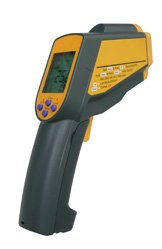 Metris Instruments TN425LE Heavy duty IR Dual-laser Thermometer ()