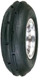 Sedona Cyclone Rib Sand Tire - Front -19x6x10 , Position: Front, Rim Size: 10, Tire Application: Sand, Tire Size: 19x6x10, Tire Type: ATV/UTV CY19610