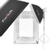 "Fotodiox Pro Softbox 24x36"" with Speedring for Alien Bees Strobe Light B400, B800, B1600"