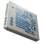 Battery Canon Digital IXUS 100 IS, Digital IXUS 110 IS, Digital IXUS 120 , Li-ion, 850 mAh