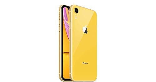 Apple iPhone XR, 128GB, Yellow - For AT&T (Renewed)