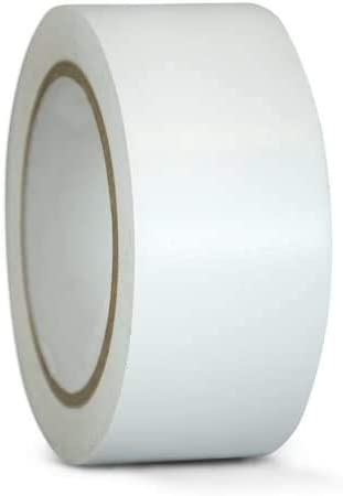 """White Color Packing Tape – 2"""" x 110 Yds. Per Roll 2.0Mil, (Pack of 12 Rolls) Carton Sealing Tape – Boxing Tape - Acrylic Tape"""