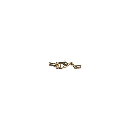 RAYHER 2219906Mounted Jewellery Clasp-1.9mm-with Carbine-Individually Packed