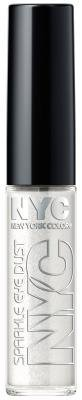 New York Color Sparkle Eye Dust Eye Shadow - Opal Sparkle (Pack of 2)