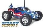 Team Associated 20110 RC18MT 4WD RTR Mini Monster Truck RC Model from Team Associated