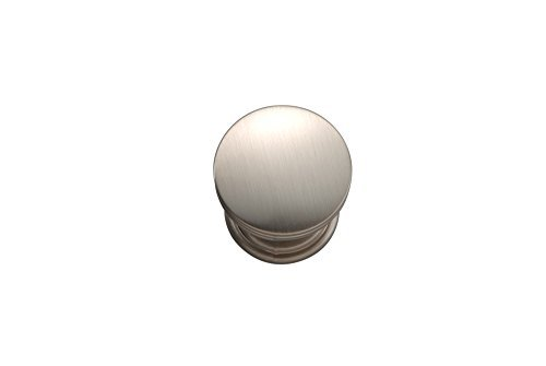 Hickory Hardware P2140-SS 1-Inch American Diner Cabinet Knob, Stainless Steel by Hickory Hardware