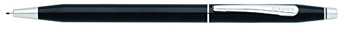 Executive Mechanical Pencil (Cross Classic Century Black Lacquer 0.7mm Pencil (AT0083-77))