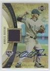 Baseball Card) 2005 Upper Deck Artifacts - MLB Apparel - Rainbow Autographs [Autographed] #MLB-KL (Kl Apparel)