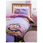 Childrens MUPPETS ANIMAL DUVET SET single