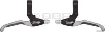 Tektro CL530-RS Linear Pull Brake Lever Black/Silver