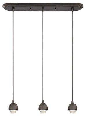3LGT BRZ Mini Pendant