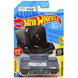 Hot Wheels 2018 50th Anniversary Experimotors Zoom In  242/365, Black