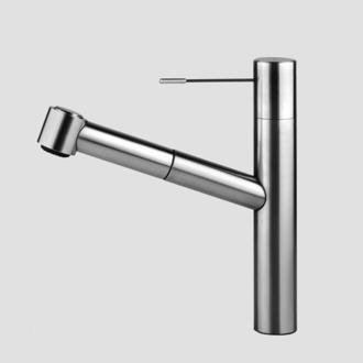 Kwc Kitchen Faucet | Kwc Faucets 10 151 033 700 Ono Pull Out Kitchen Faucet Steel