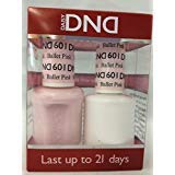 (DND Daisy Duo Gel W/ matching nail polish -DIVA COLLECTION- BALLET PINK- 601)